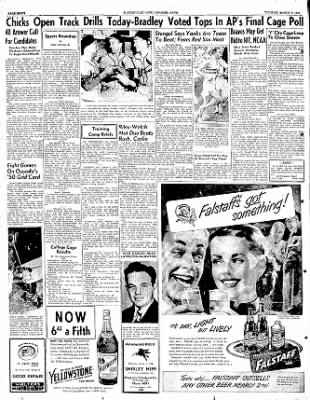 The Courier News from Blytheville, Arkansas on March 7, 1950 · Page 8