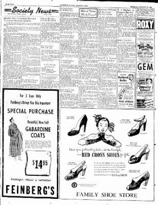 The Courier News from Blytheville, Arkansas on October 19, 1950 · Page 4