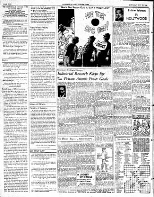 The Courier News from Blytheville, Arkansas on November 22, 1952 · Page 4