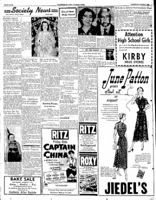 The Courier News from Blytheville, Arkansas on March 9, 1950 · Page 4