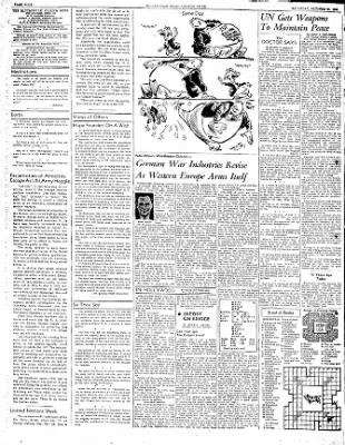 The Courier News from Blytheville, Arkansas on October 21, 1950 · Page 4