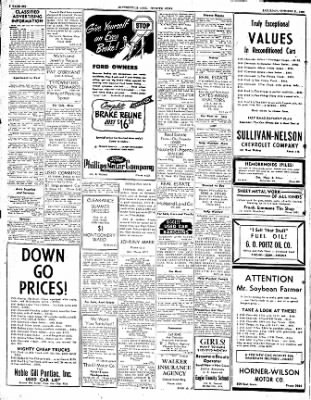 The Courier News from Blytheville, Arkansas on October 21, 1950 · Page 6