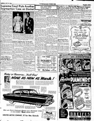 The Courier News from Blytheville, Arkansas on November 25, 1952 · Page 3