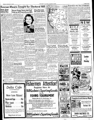The Courier News from Blytheville, Arkansas on March 10, 1950 · Page 5