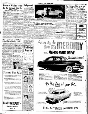 The Courier News from Blytheville, Arkansas on October 23, 1950 · Page 10