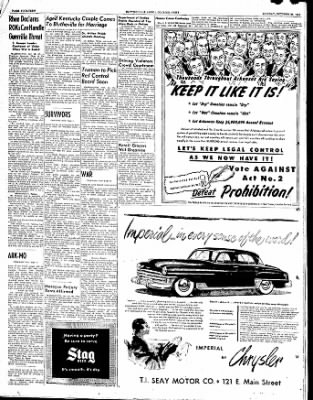 The Courier News from Blytheville, Arkansas on October 23, 1950 · Page 14