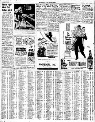The Courier News from Blytheville, Arkansas on November 25, 1952 · Page 12