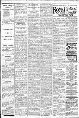 Logansport Pharos-Tribune from Logansport, Indiana on April 17, 1891 · Page 4