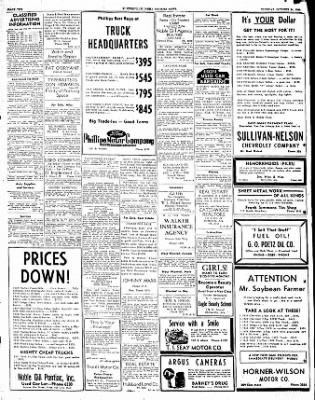 The Courier News from Blytheville, Arkansas on October 24, 1950 · Page 10