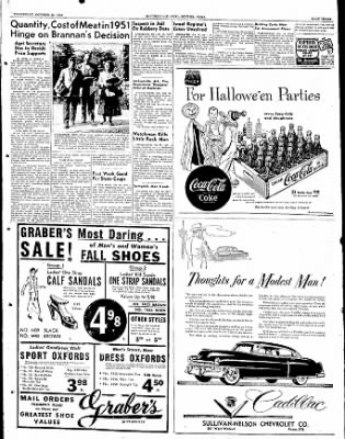 The Courier News from Blytheville, Arkansas on October 25, 1950 · Page 3