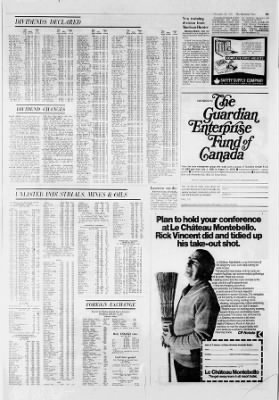 National Post From Toronto Ontario Canada On November 25 1972 29