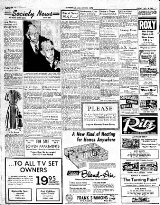 The Courier News from Blytheville, Arkansas on November 28, 1952 · Page 4