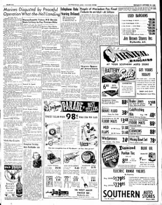 The Courier News from Blytheville, Arkansas on October 26, 1950 · Page 6