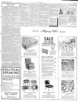 The Courier News from Blytheville, Arkansas on July 24, 1952 · Page 9