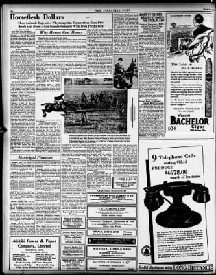 National Post From Toronto Ontario Canada On March 7 1936 24