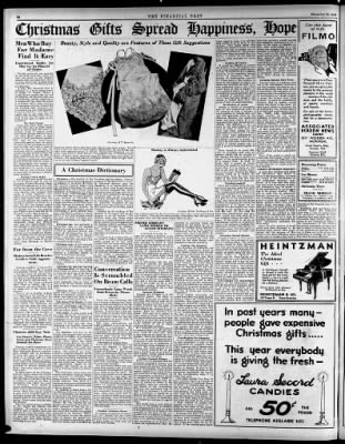 National Post From Toronto Ontario Canada On December 16 1933 22