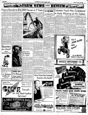 The Courier News from Blytheville, Arkansas on November 28, 1952 · Page 10