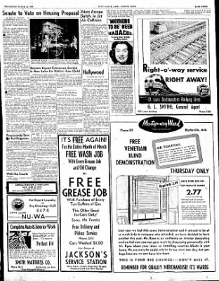 The Courier News from Blytheville, Arkansas on March 15, 1950 · Page 9