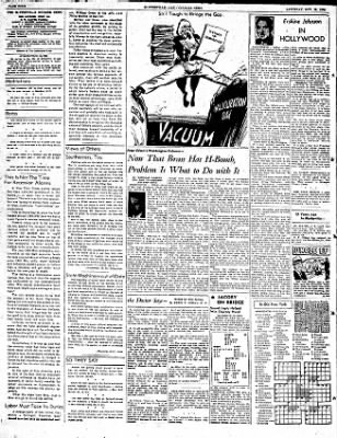 The Courier News from Blytheville, Arkansas on November 29, 1952 · Page 4