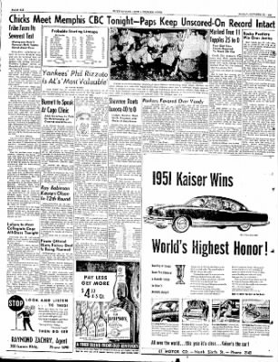 The Courier News from Blytheville, Arkansas on October 27, 1950 · Page 6