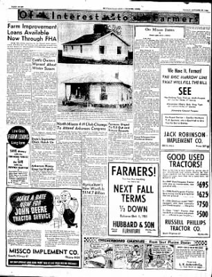 The Courier News from Blytheville, Arkansas on October 27, 1950 · Page 8