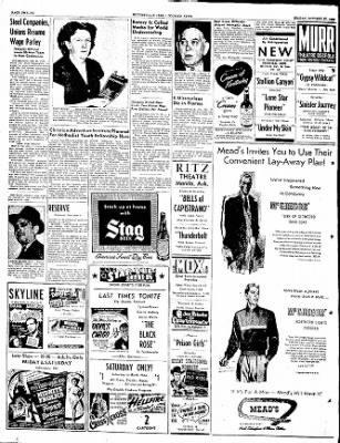 The Courier News from Blytheville, Arkansas on October 27, 1950 · Page 12