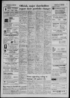 National Post From Toronto Ontario Canada On August 3 1968 11