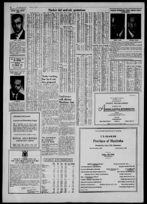 National Post From Toronto Ontario Canada On October 12 1968 34