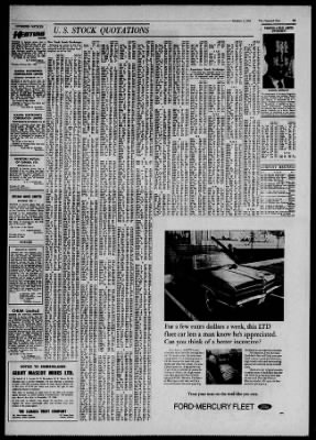 National Post From Toronto Ontario Canada On November 2 1968 31