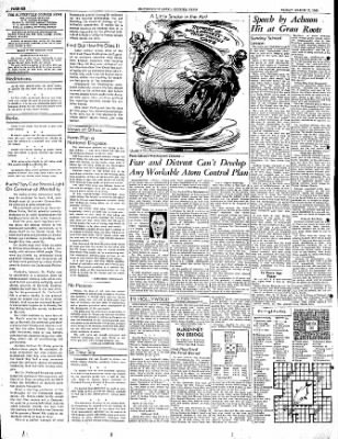 The Courier News from Blytheville, Arkansas on March 17, 1950 · Page 6
