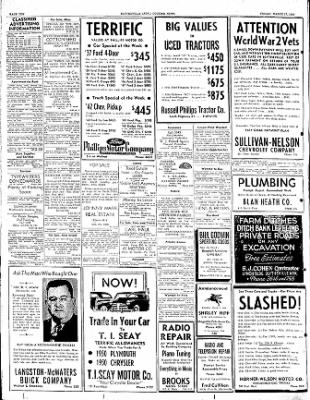 The Courier News from Blytheville, Arkansas on March 17, 1950 · Page 10