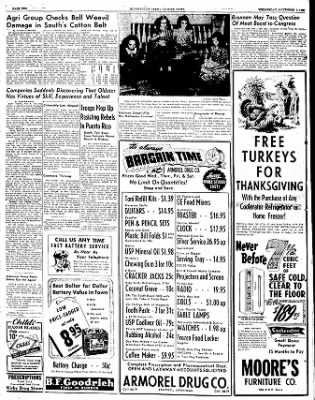 The Courier News from Blytheville, Arkansas on November 1, 1950 · Page 2