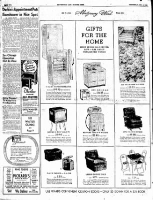 The Courier News from Blytheville, Arkansas on December 3, 1952 · Page 2