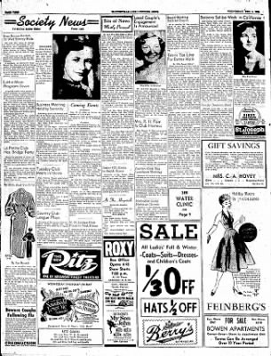 The Courier News from Blytheville, Arkansas on December 3, 1952 · Page 4