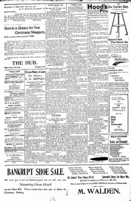 Logansport Pharos-Tribune from Logansport, Indiana on December 21, 1897 · Page 20