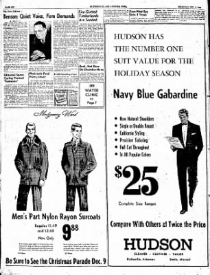 The Courier News from Blytheville, Arkansas on December 4, 1952 · Page 6