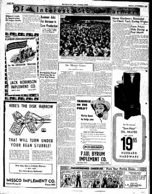 The Courier News from Blytheville, Arkansas on November 3, 1950 · Page 10