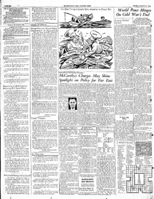 The Courier News from Blytheville, Arkansas on March 24, 1950 · Page 6