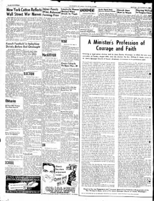 The Courier News from Blytheville, Arkansas on November 6, 1950 · Page 14