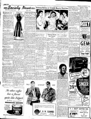 The Courier News from Blytheville, Arkansas on November 7, 1950 · Page 4