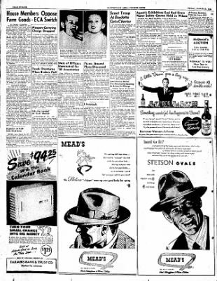 The Courier News from Blytheville, Arkansas on March 24, 1950 · Page 12