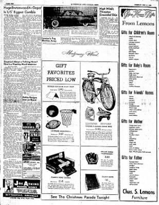 The Courier News from Blytheville, Arkansas on December 9, 1952 · Page 2