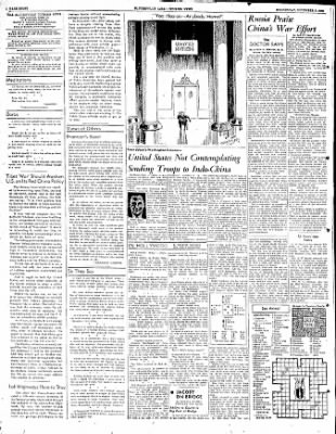 The Courier News from Blytheville, Arkansas on November 8, 1950 · Page 8