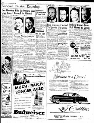 The Courier News from Blytheville, Arkansas on November 8, 1950 · Page 9