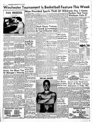 The Jacksonville Daily Journal from Jacksonville, Illinois on January 18, 1953 · Page 10