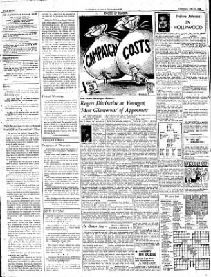 The Courier News from Blytheville, Arkansas on December 9, 1952 · Page 8