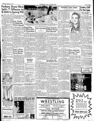 The Courier News from Blytheville, Arkansas on March 27, 1950 · Page 7
