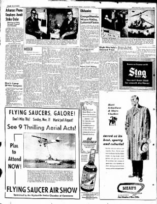 The Courier News from Blytheville, Arkansas on November 8, 1950 · Page 14