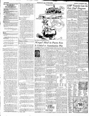 The Courier News from Blytheville, Arkansas on November 9, 1950 · Page 8