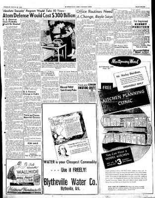 The Courier News from Blytheville, Arkansas on March 28, 1950 · Page 7
